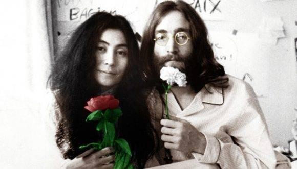 El guión de la película está abocado a la vida de la pareja en la década de 1960. Foto tomada de Imaginepeace.com.