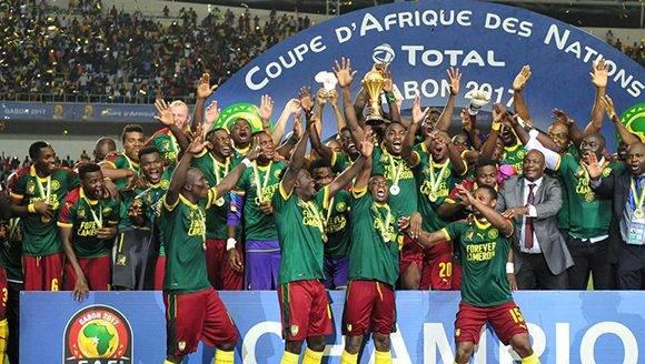 Camerún conquista su quinta Copa Africana de Naciones tras derrotar a Egipto. Foto: Samue Shivambu/ EFE.