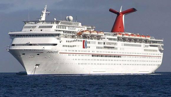 Carnival Corporation expandirá viajes de cruceros hacia Cuba