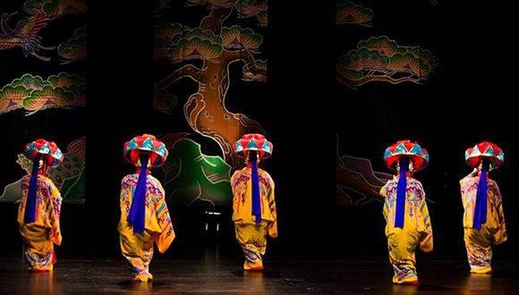 Compañía japonesa de teatro Chura. Foto: Antonio Orozco.
