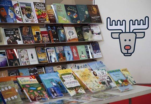 Dieciocho casas editoriales y más de 30 autores de ese país norteño tienen presencia en la Feria. Foto: Ladyrene Pérez/ Cubadebate.