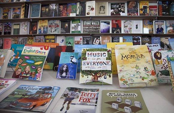 A partir de este jueves y hasta el próximo día 19, La Habana será el corazón de ese mundo real y maravilloso donde la gente compra libros y los lee.   Foto: Ladyrene Pérez/ Cubadebate.