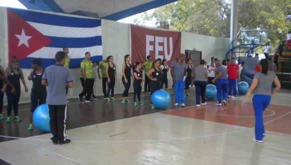 FITT- Cuba 2017. Foto: Thalía Fuentes