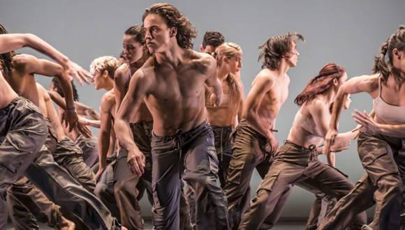 Danza Contemporánea de Cuba. Foto tomada de Dance Consortium.