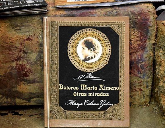 Otro de los textos nuevos que trae Vigía a San Carlos de la Cabaña. Foto: Cinthya García Casañas/ Cubadebate.