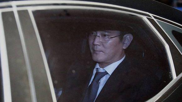 Lee podría ser acusado de corrupción, desfalco y perjurio. Foto: EFE/ Kim Hee-Chul.