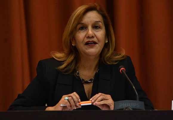 Ministra del CITMA cumplirá intensa agenda de trabajo en Italia