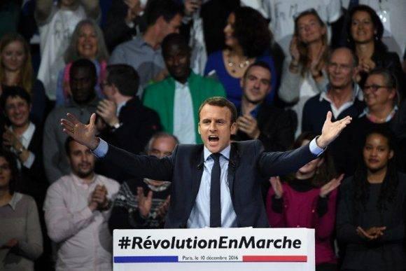 Emmanuel Macron. Foto tomada de chileliberal.blogspot.com.