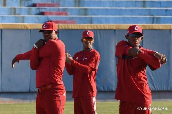 Suspendido el partido de hoy entre Cuba y universitarios de Taipei