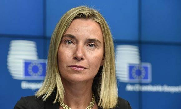 Foto tomada de www.federicamogherini.net.