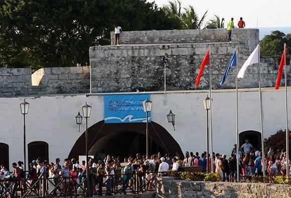 Según indican miembros del Comité Organizador, este año asistieron 20 mil personas más que en 2016. Foto: José Raúl Concepción/ Cubadebate.