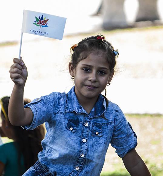 Canadá, país invitado a la XXVI Feria Internacional del Libro. Foto: L Eduardo Domínguez/ Cubadebate