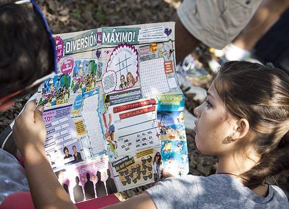 Revistas para entretener. Foto: L Eduardo Domínguez/ Cubadebate