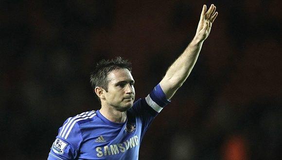 Frank Lampard se retiró del fútbol a los 38 años. Foto: AP.