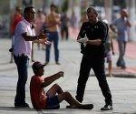 Al menos 120 personas han muerto en condiciones violentas en Vitória, capital del estado brasileño de Espírito Santo. Foto: AP