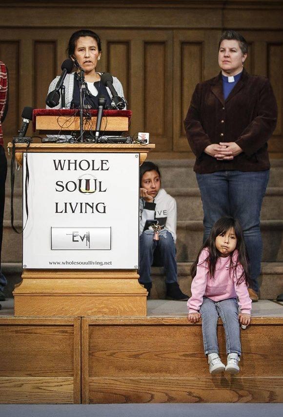 Jeanette Vizguerra se pregunta qué pasaría en los Estados Unidos si ese país se quedara sin inmigrantes. Foto: Getty Images.