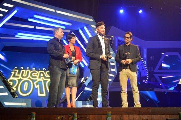 Premios Lucas.