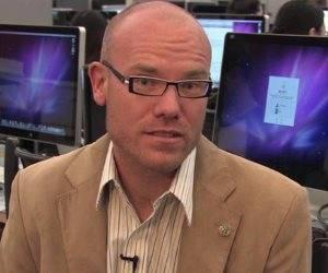 El experto en redes digitales, Martin Hilbert. Foto: Archivo.