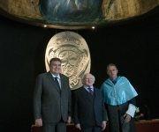 Higgins se mostró interesado en crear nuevas formas de cooperación con la nación antillana. Foto: Ladyrene Pérez/ Cubadebate.
