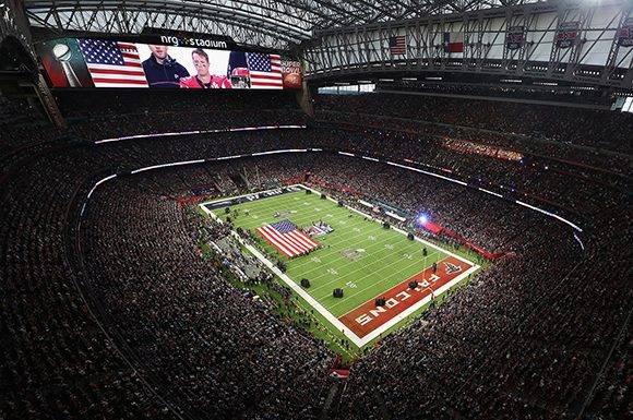 El Super Bowl tuvo su edición número 51. Foto: Getty Images.