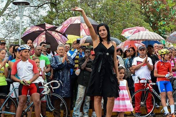 durante la 8va-B etapa Cienfuegos-Santa Clara (92 km) del IV Clásico Nacional de Ciclismo de ruta, el miércoles 22 de febrero de 2017. FOTO de Calixto N. Llanes/Juventud Rebelde (CUBA)