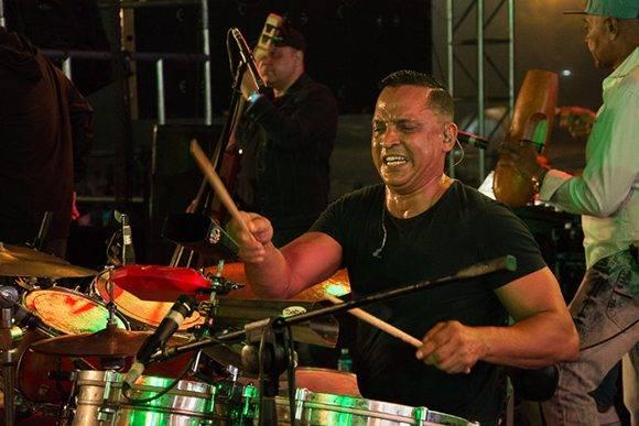 Samuel Formell, director de Los Van Van. Foto: Leandro Pérez/ Adelante.