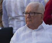 La feria está dedicada al intelectual y ensayista cubano Armando Hart. Foto: Ladyrene Pérez/ Cubadebate.