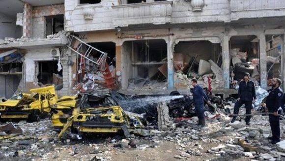 No cesan los atentados y las muertes en Siria. Foto: ANP.