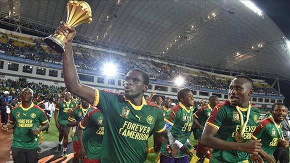 Camerún no ganaba la Copa África desde 2002. Foto: AFP.