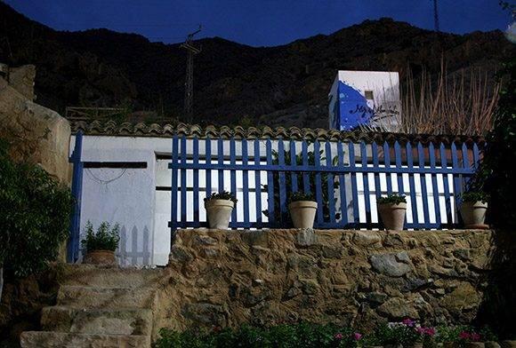 Vistas de la casa del poeta de Orihuela. Foto: Jennifer Romero.