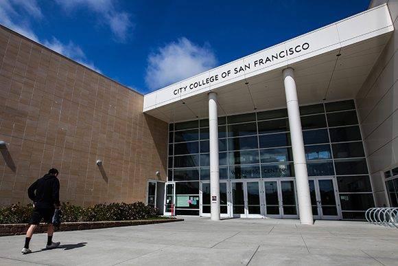 El City College de San Francisco ofrecerá educación universitaria gratuita. Foto: Ekevara Kitpowsong/ S.F. Examiner.