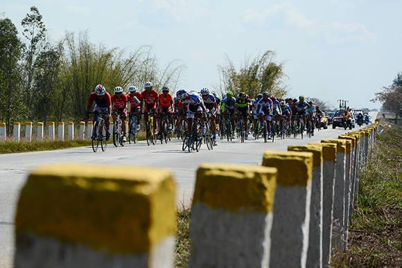 Quinta etapa del Clásico cubano de Ruta se correrá en Camagüey