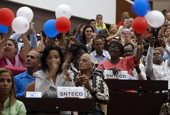 Pedagogía 2017 sesionó en el Palacio de Convenciones de la Habana desde el 30 de enero. Foto: Ladyrene Pérez/ Cubadebate.