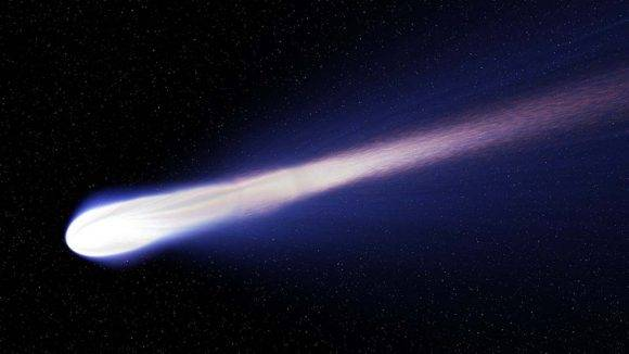 El cometa de Año Nuevo- hará su acercamiento más próximo a nuestro planeta. Foto tomada de Staff5.