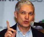 El presidente de la Confederación de Béisbol Profesional del Caribe (CBPC), Juan Francisco Puello Herrera.