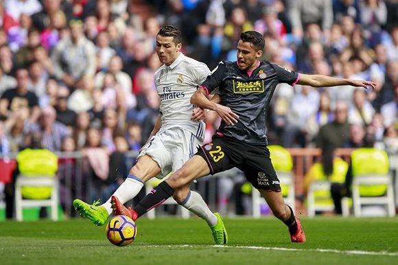 Otro buen partido de Cristiano Ronaldo que no fue recompenzado con un gol. Foto: Gonzalo Arrollo/ Getty Images.