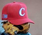 Detalle de la gorra del equipo de los Alazanes de Granma,  de Cuba, en la LIX Serie del Caribe de Béisbol, en el estadio de los Tomateros de Culiacán, México, el 3 de febrero de 2017.  ACN  FOTO/Ricardo LÓPEZ HEVIA/sdl