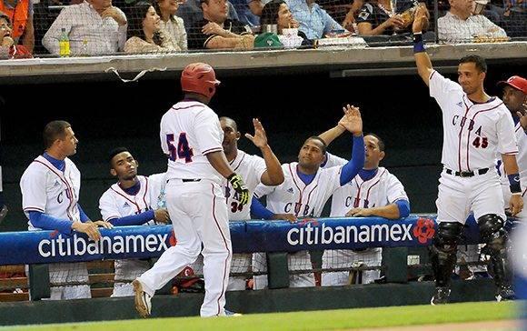 La nómina para el Clásico Mundial la componen principalmente los jugadores que participaron en la Serie del Caribe. Foto: Ricardo López Hevia/ Granma/ Cubadebate.