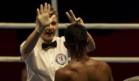 Conteo de protección a Yoni Blanco. Foto: Ismael Francisco/ Cubadebate.