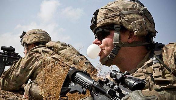El ejército estadounidense ya es la fuerza de combate más poderosa del mundo y Estados Unidos gasta mucho más que cualquier otro país en defensa. Foto: Andrew Burton/ Reuters.