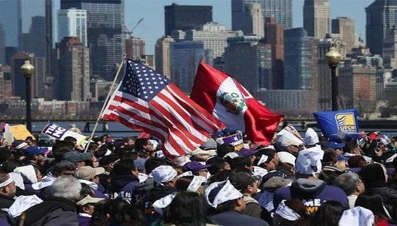 Situación de Estados Unidos de América. Foto: peru.com