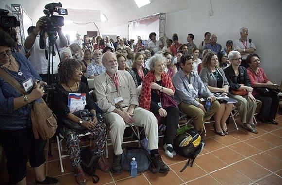 La feria se extenderá hasta el próximo 19 de febrero en la sede de la Cabaña y luego las actividades llegarán al resto de las provincias. Foto: Ladyrene Pérez/ Cubadebate.