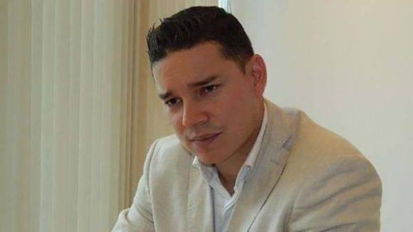 Iván Espinel. Foto: @IvanEspinelM.