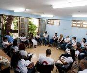 Sesiona II Encuentro de Jóvenes Periodistas. Foto: Yoandry Ávila/ Cuba Periodistas.