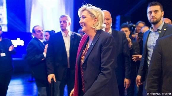 """Europa al día """"Frexit"""": el Frente Nacional renueva su promesa"""