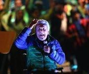 Candidato de Alianza País, Lenín Moreno. Foto: Reuters.