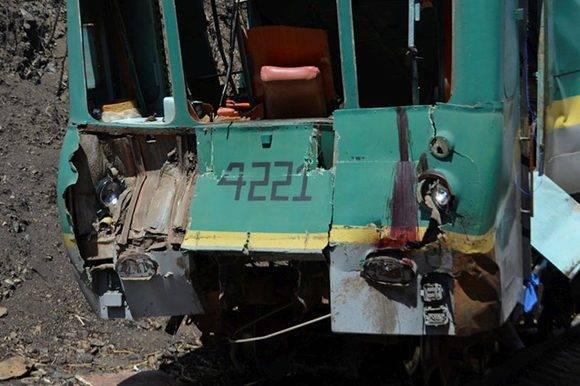 Cinco muertos y decenas de lesionados en accidente ferroviario en Sancti Spíritus