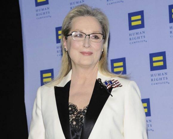 Meryl Streep. Foto: AP