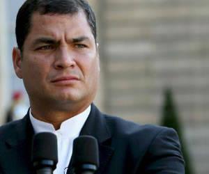 Presidente ecuatoriano alerta sobre campaña sucia si hay segunda ronda de elecciones