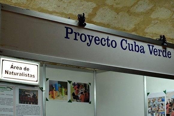 El proyecto Cuba Verde promueve la educación ambiental en niños y jóvenes. Foto: Cinthya García Casañas/ Cubadebate.
